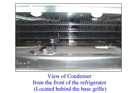 View of Condenser