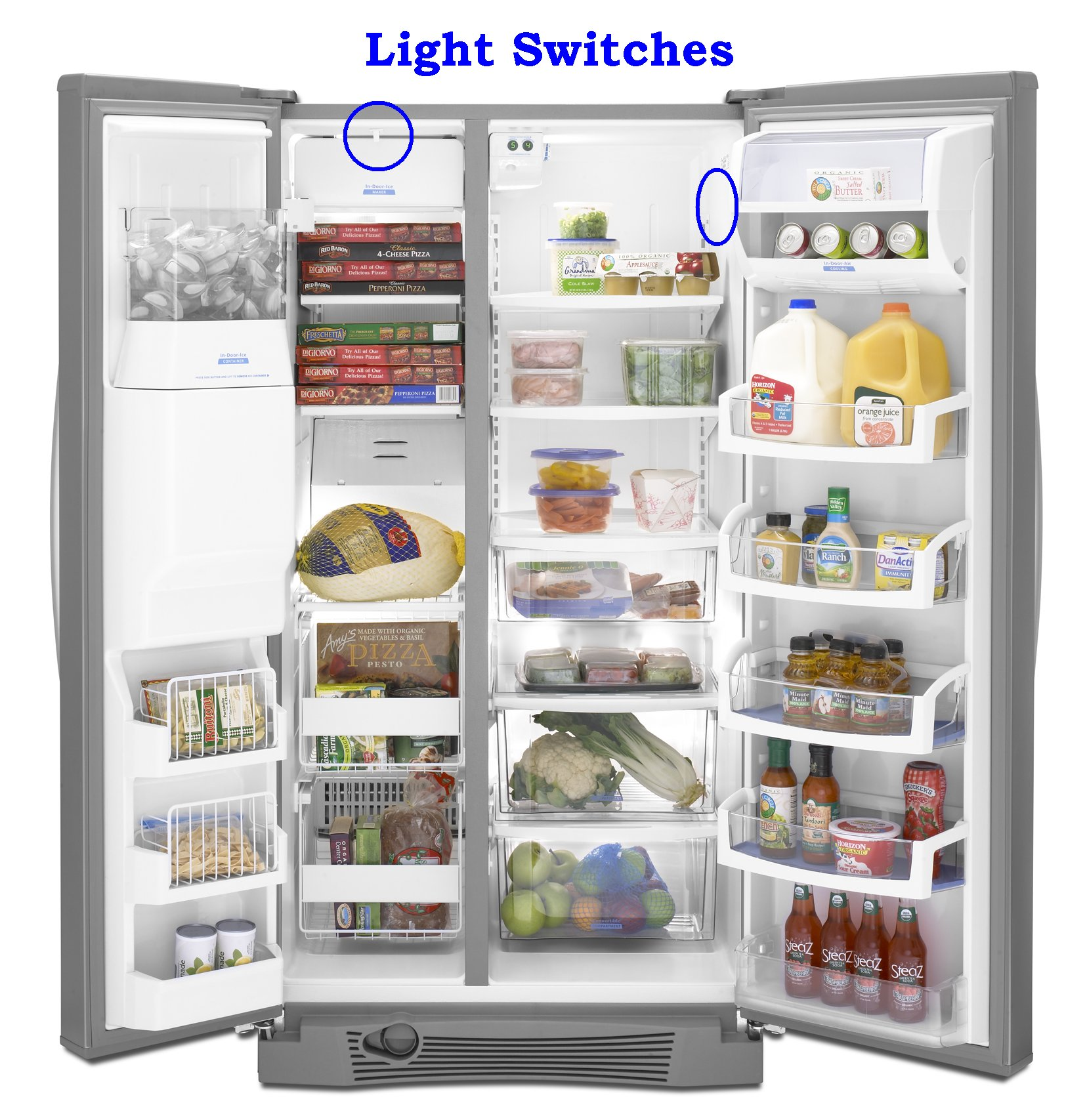 Light Switch Fridge